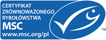 Certyfikat MSC